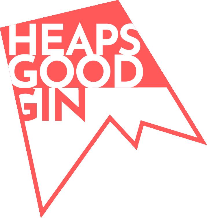 Heaps Good Gin